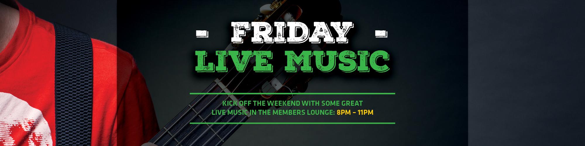 Friday-Live-Music