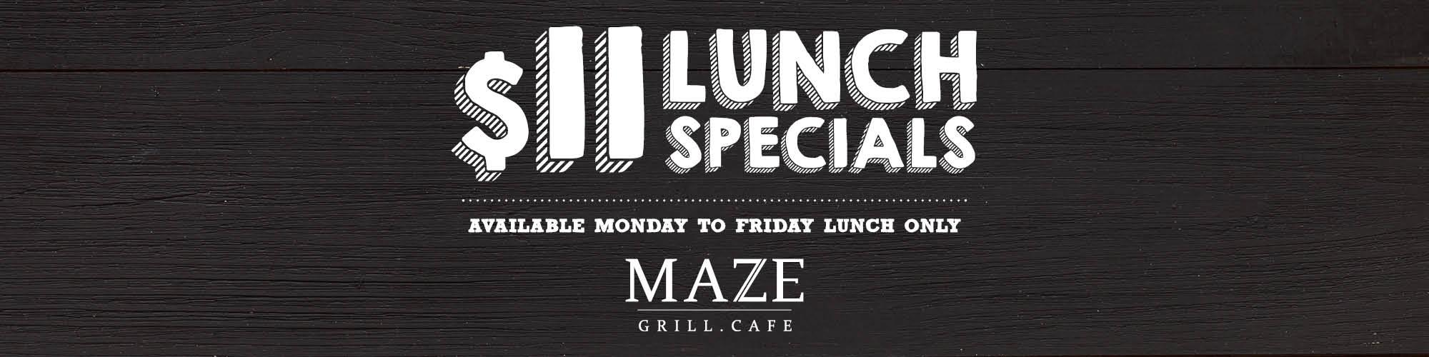 Maze-11-lunch-specials