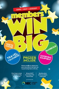 Members Win Big Promotion for June, July and August