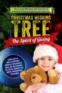 Christmas Wishing Tree