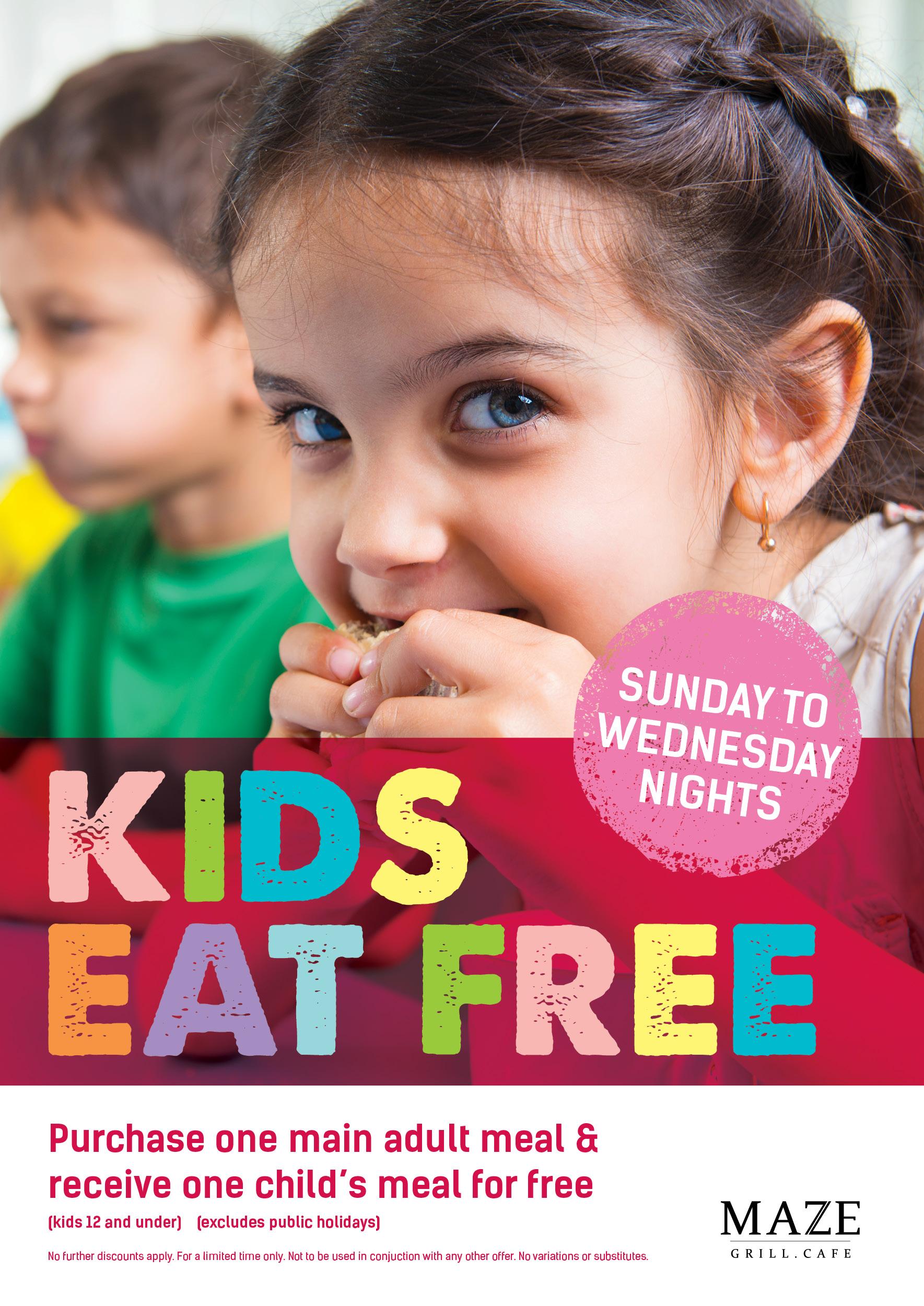 Maze Kids Eat Free 2017_849 x 1200 px