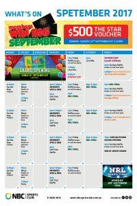 What's On September