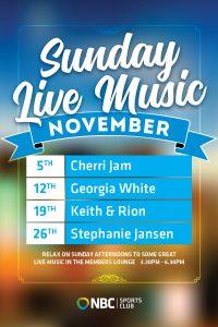 Free Entertainment November
